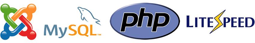 Joomla Hosting Linux MySQL PHP LiteSpeed